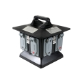 50 Amp Pagoda Jr.™ to Duplex Receptacles, Weather Resistant