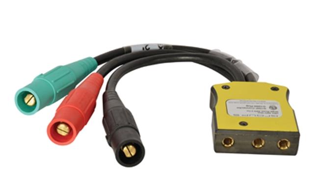 Snake Bite Adapter - 100A 250 VAC
