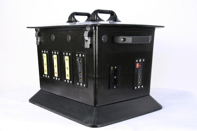 1200 Amp Powerstation Jr.™ Motion Picture Box