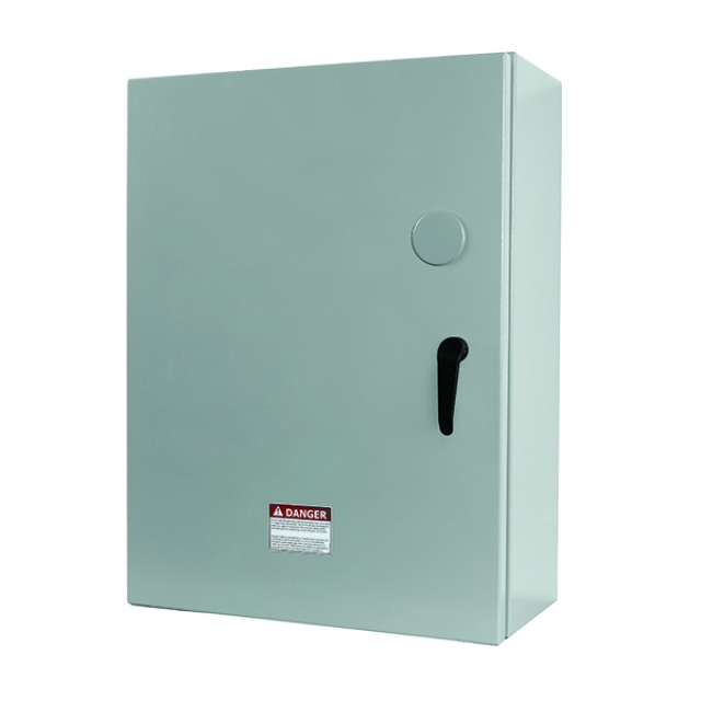 800 Amp Power Output Panel