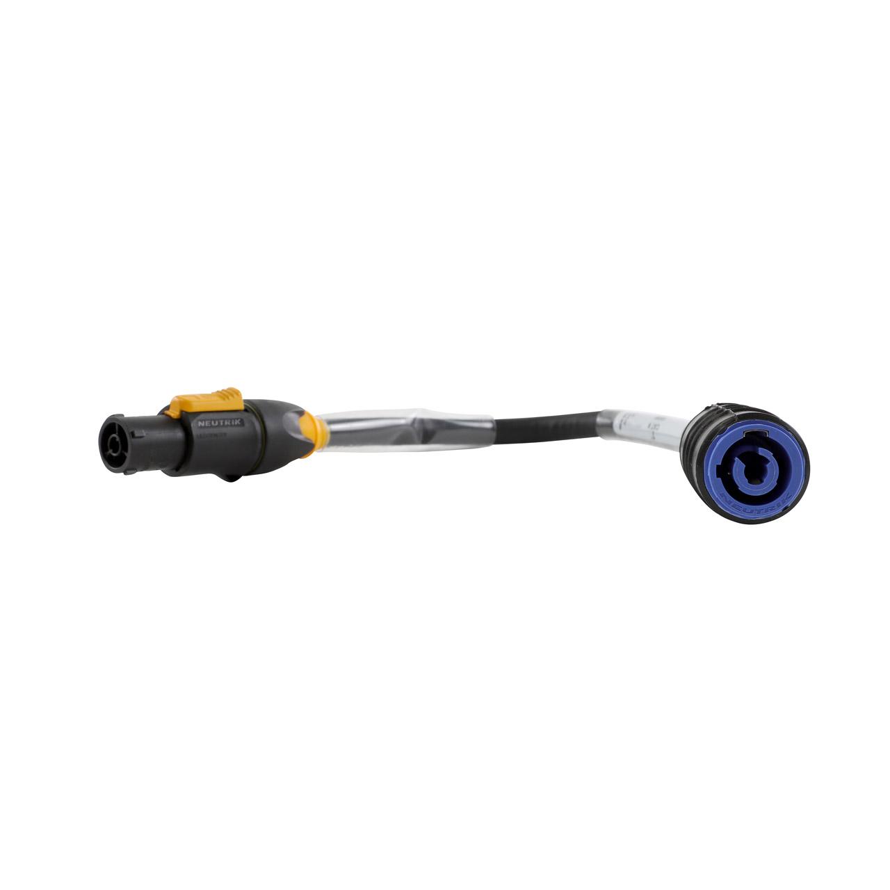 EverGrip® powerCON® Blue to powerCON TRUE1® Adapter