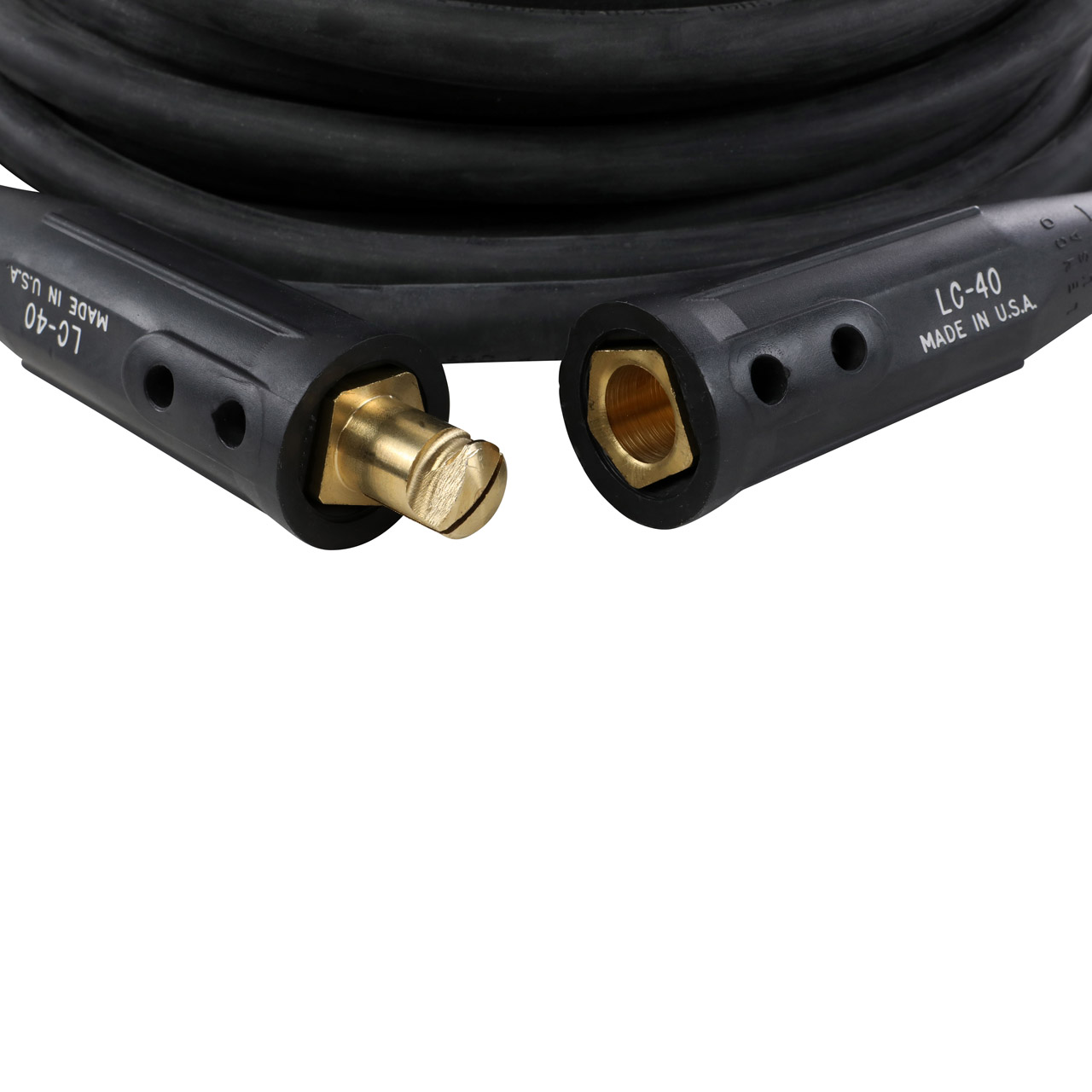 Welding Lead Extension - 2/0 Cable