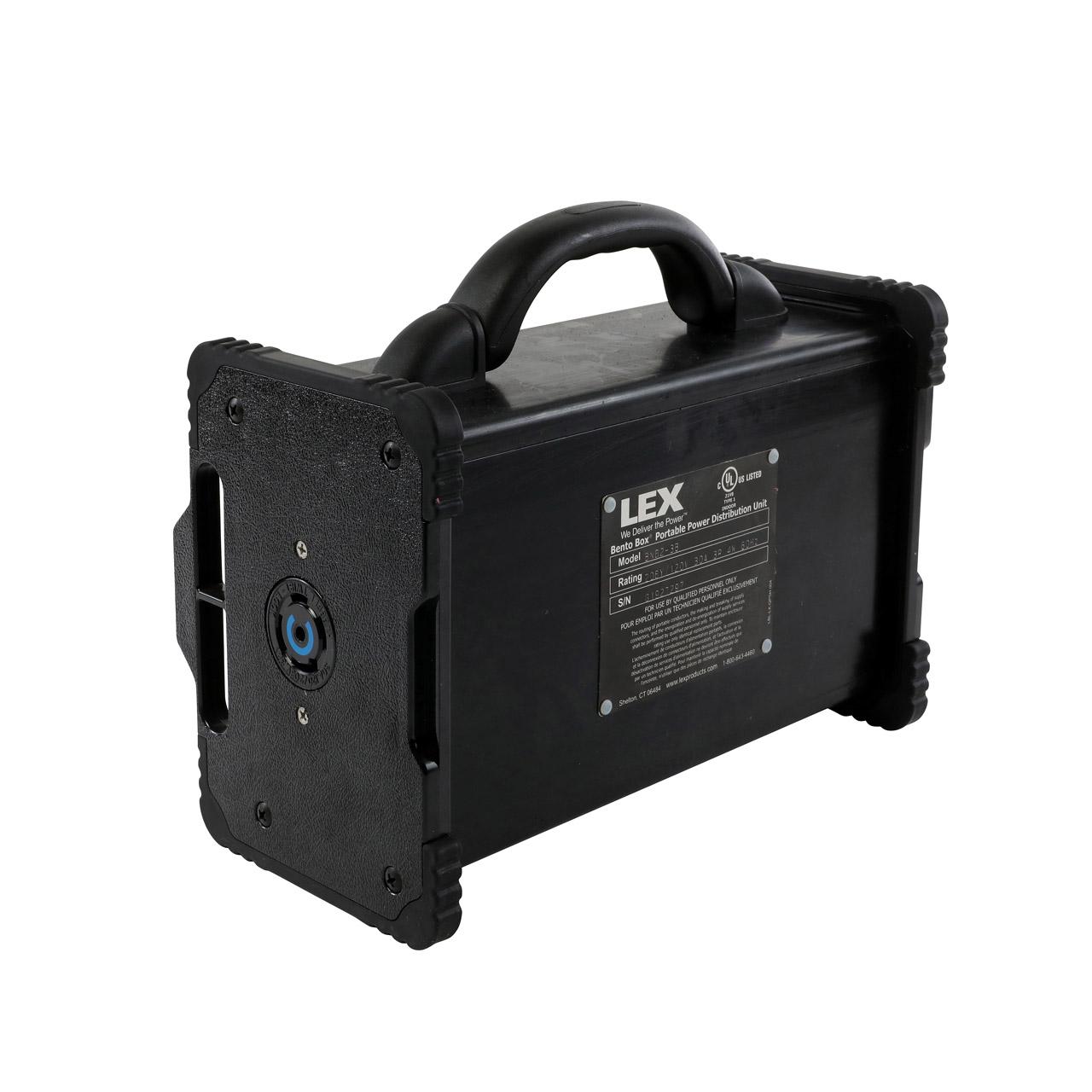 30 Amp Bento Box® with Duplex Receptacles