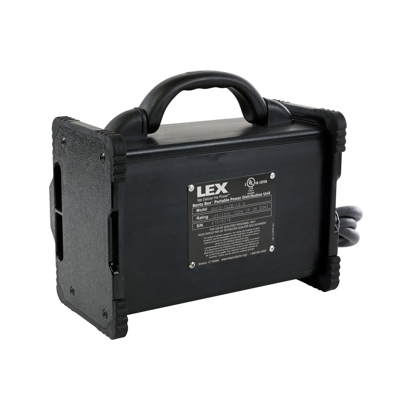 100 Amp Bento Box® Gang Box