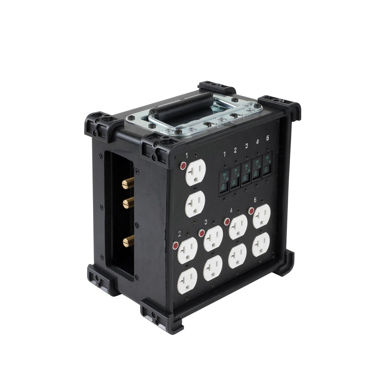 100 Amp CineBox™ Lunchbox