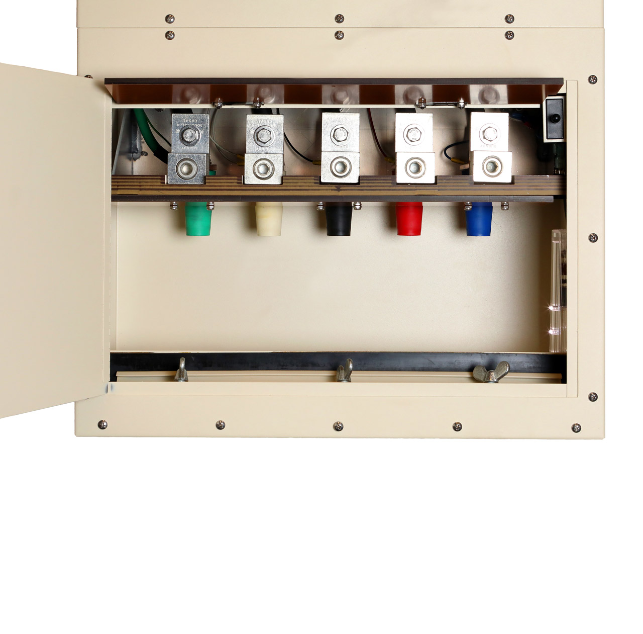 400 Amp Company Switch with 16 Series Cams and Lugs, Indoor Use