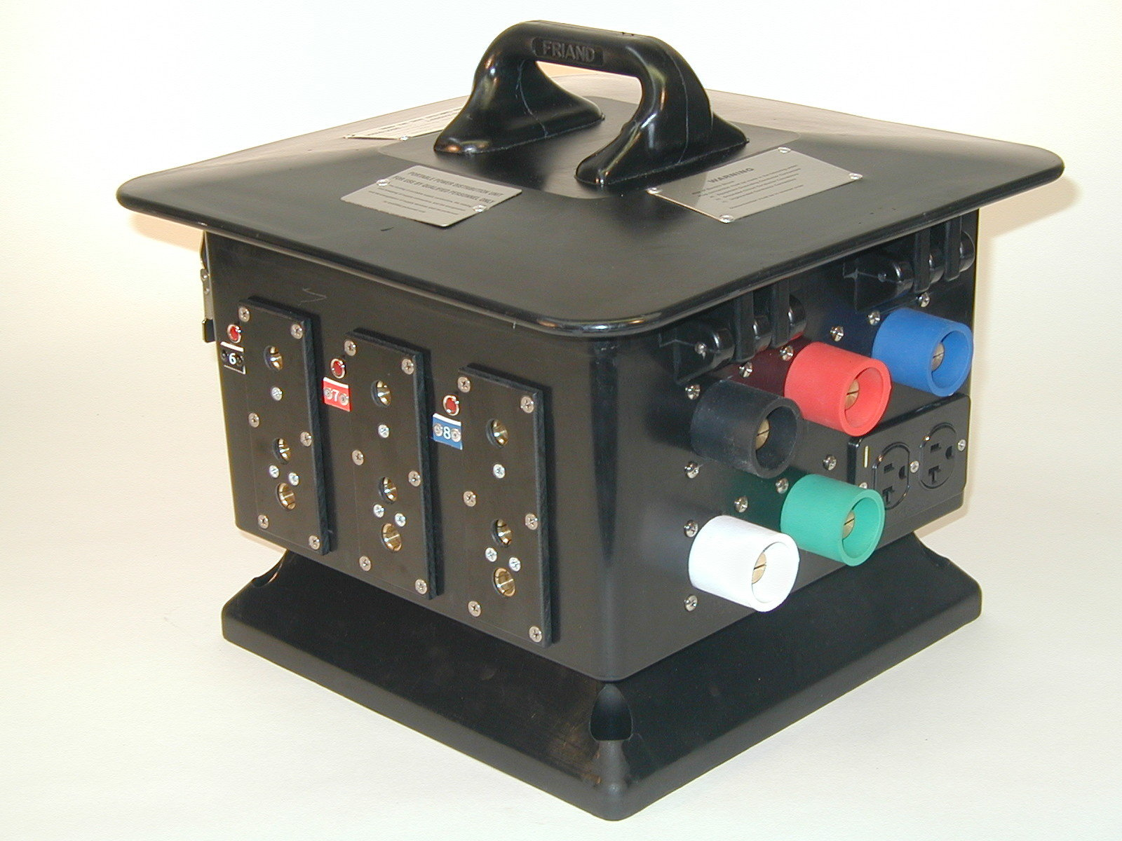 200 Amp Pagoda Motion Picture Box