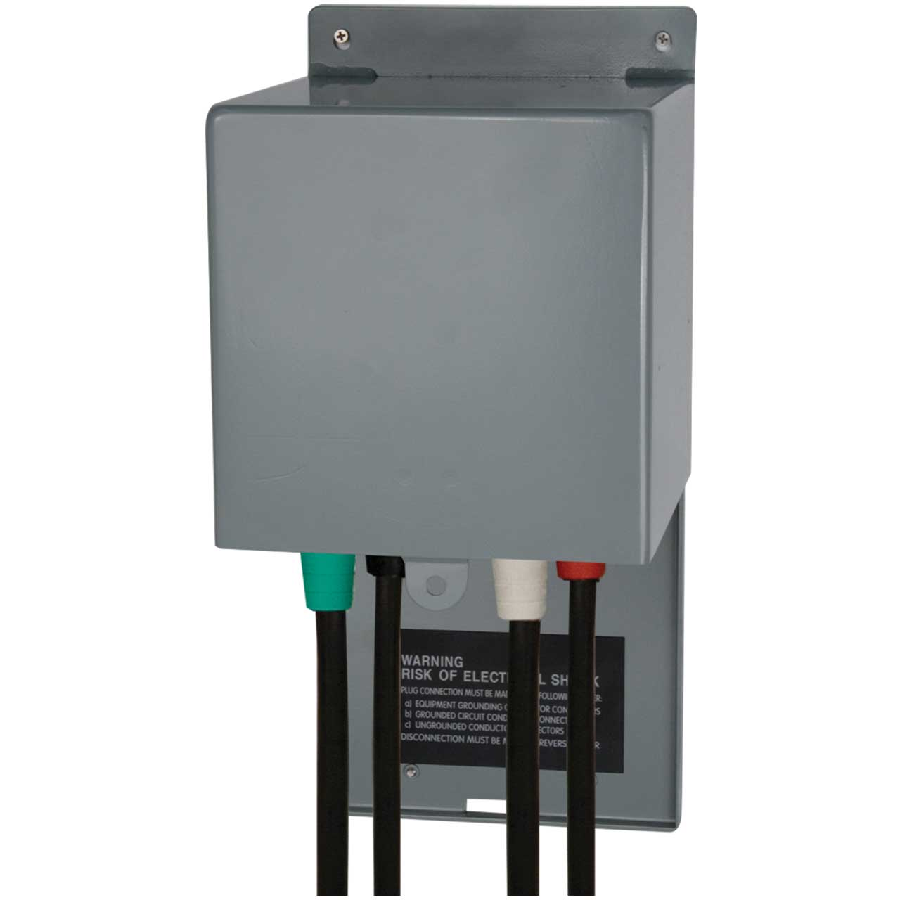 100 Amp Single Phase Compact Power Input Panel