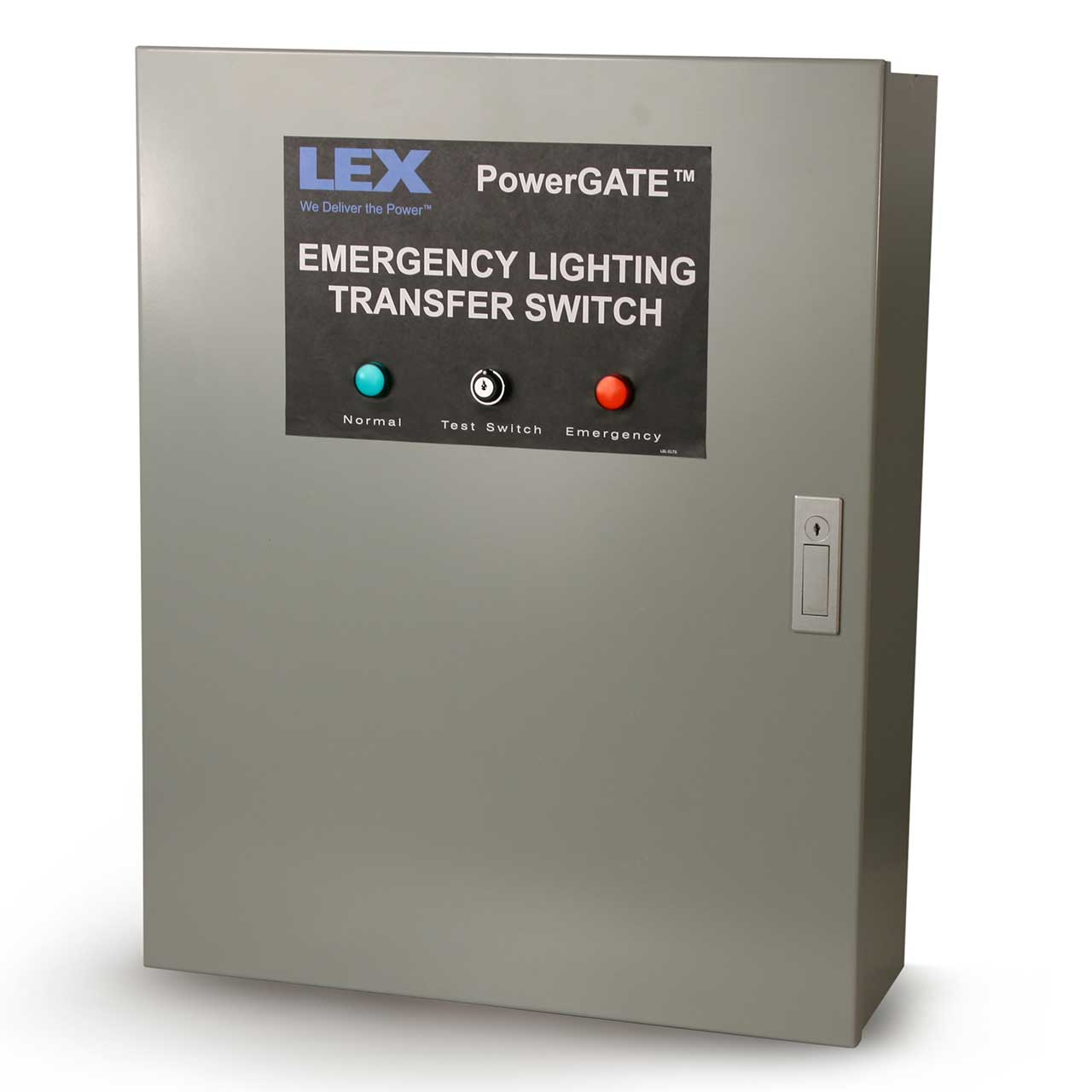 Emergency Lighting Transfer Switch
