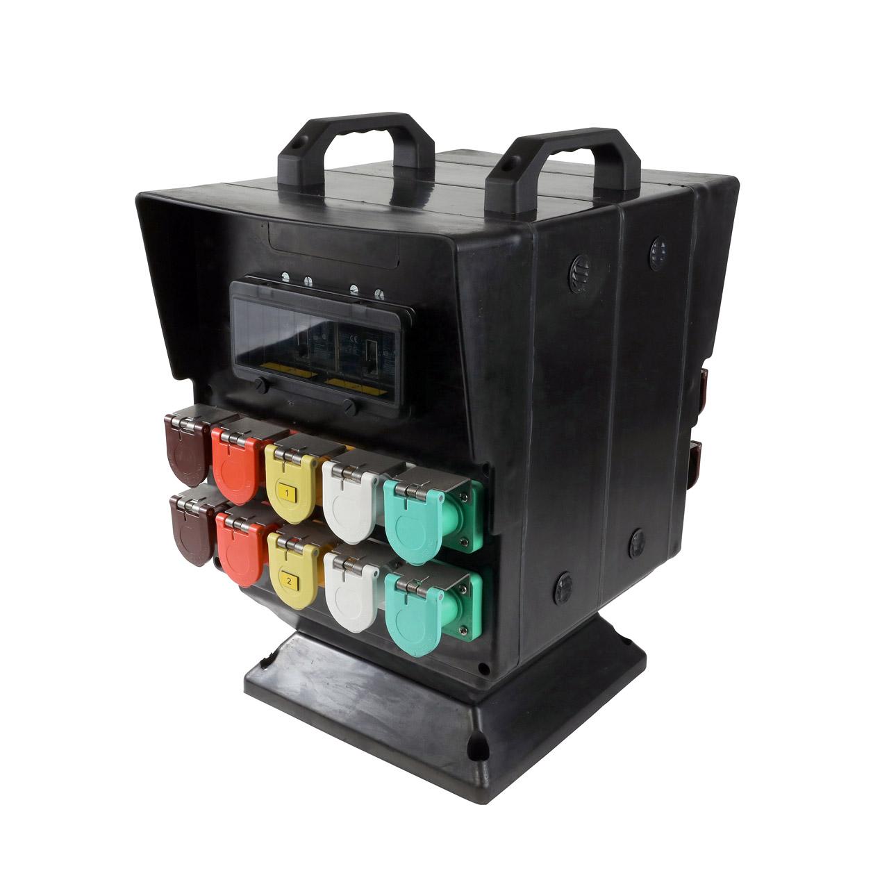 400 Amp Hammerhead™ Cam Splitter Weather Resistant