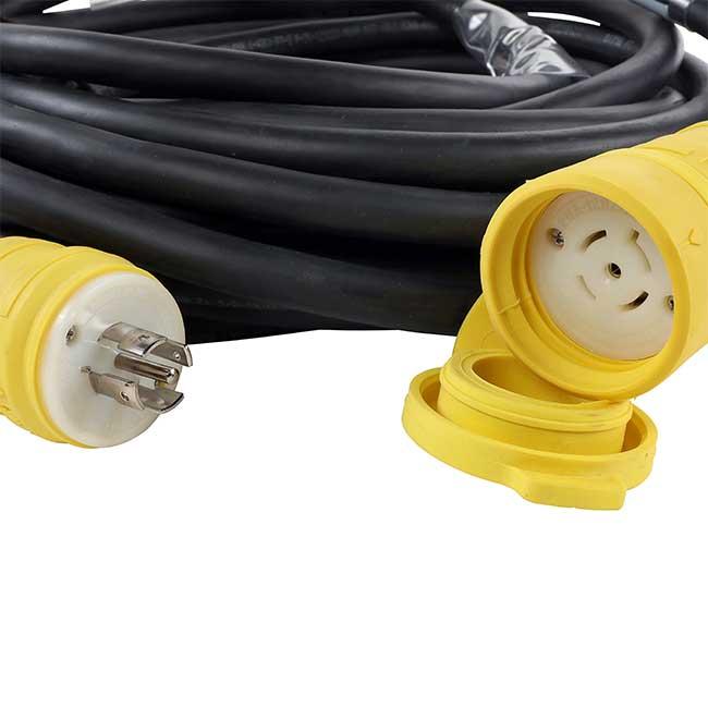 PowerFLEX™ NEMA L21-20 Weather Resistant Extension