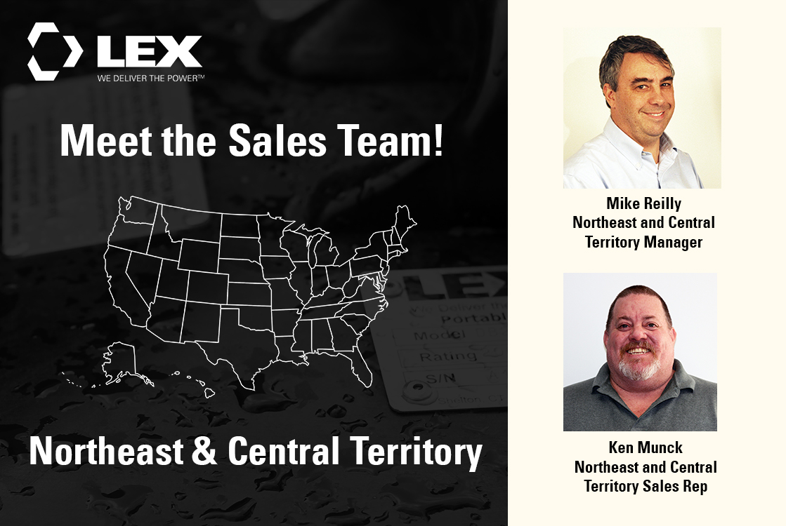 Northeast & Central Sales Team